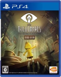 リトルナイトメア PS4版 画像